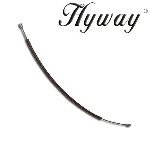 HUSQVARNA 362, 365, 371K, 371, 372, 385, 390 THROTTLE WIRE CABLE