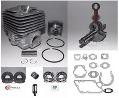STIHL TS350, TS360, S10, 08 OVERHAUL KIT NIKASIL 47MM