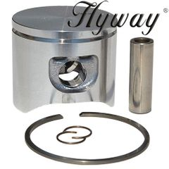 Husqvarna 357, 357XP, Jonsered 2156 Hyway brand PISTON ASSEMBLY 46MM