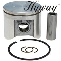 <>Husqvarna 359, 359XP, Jonsered 2159 Hyway PISTON ASSEMBLY 47MM