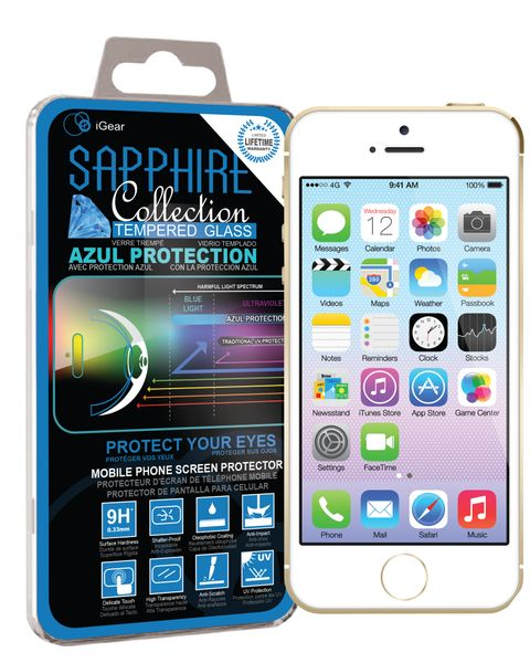 iPhone 7 Sapphire Tempered Glass