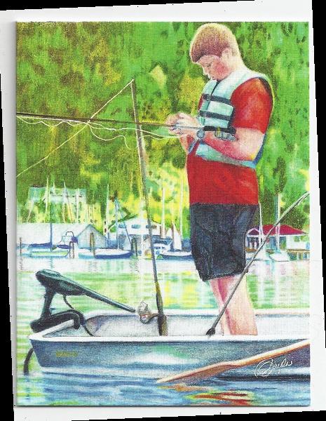 B Fishing at Bayview