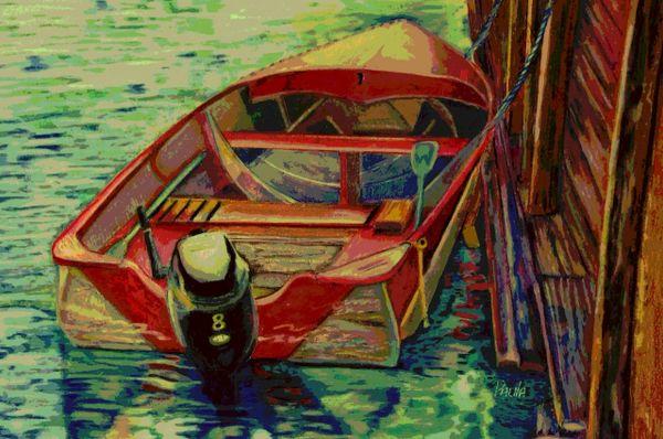 B MacDonald's Workboat