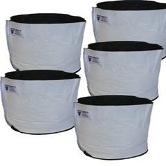 (5x) 10 gallon Root Trapper II squat pots -- U.S. RESIDENTS ONLY --