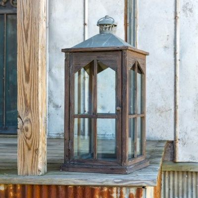 Chapel Window Lantern