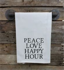 "Rendezvous Kitchen ""Peace Love Happy Hour"""