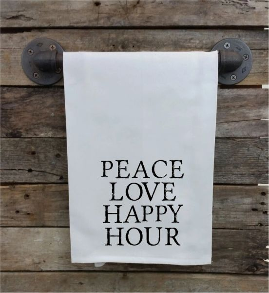 "Rendezvous Kitchen ""Peace Love Happy Hour"""