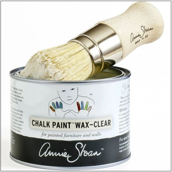 Annie Sloan Soft Clear Wax