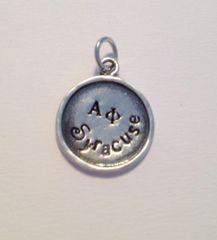 Greek Alphabet Personalized Necklace