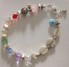 Pastel Goddess Bracelet