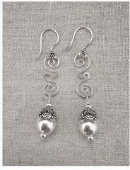 Signature Swirl Earrings