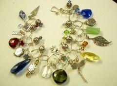 Jazzy Charm Bracelet-SOLD