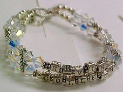 Mother's Bracelet (2 strand shown)