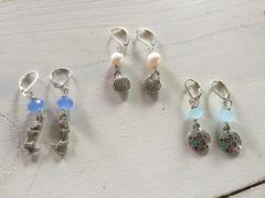 Beachy Charm Earrings