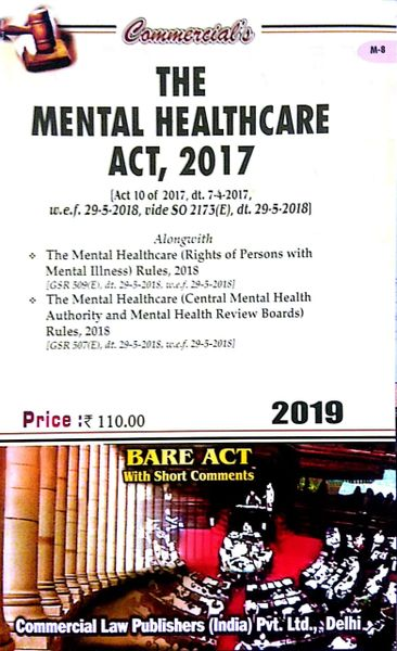 Mental Healthcare Act 2017