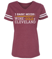 3 Basic Needs Ladies