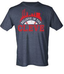 Believe in The Cleve Baseball
