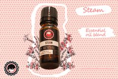 Steam Essential oil blend 10ml