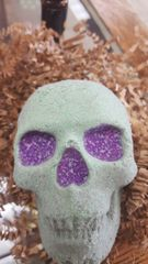 Steam Skull Jelly body treatment bath bomb