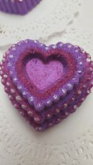 Dream Jelly heart bath bomb