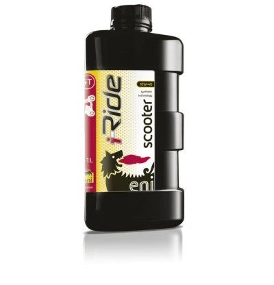 Eni i-Ride Scooter 10W-40 Synthetic 4T Engine Oil