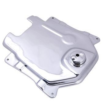 NCY Gas Tank Cover (Chrome)