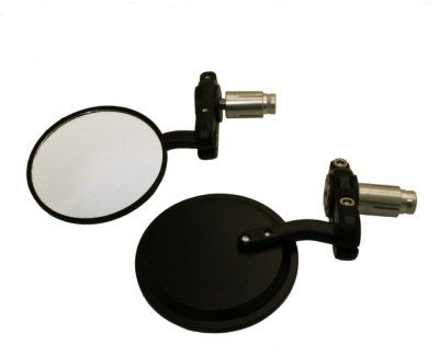 Adjustable Bar End Mirrors