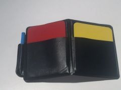 Red/Yellow Card Penalty Wallet