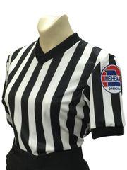 "Women's MSHSAA 1"" Stripe Shirt"
