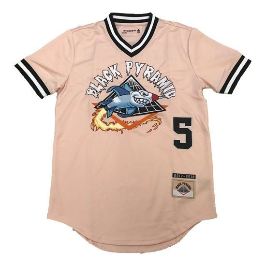 BLACK PYRAMID ROCKET SHIP JERSEY | Turning Point a hot ...
