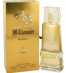 AB Spirit Millionaire Women by Lomani 3.3 Fl Oz.