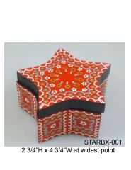 Star-shaped Box