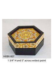 Hexagonal Box #7