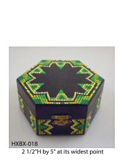 Hexagonal Box #18