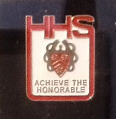 HHS ATH Lapel Pin