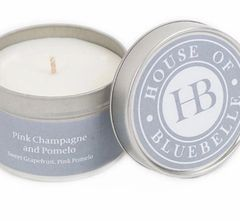 House of Bluebelle Travel Tin Candle