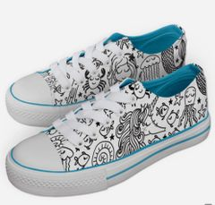Adventures under the Sea Kids Trainers