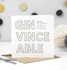 Ginvincibile Card