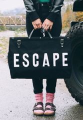 Escape Utility/Travel Bag - Black