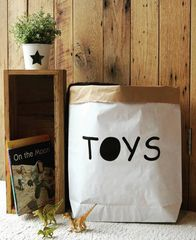 Paper Toy Bag