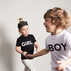 Boy/Girl Tee from Wild Boys & Girls