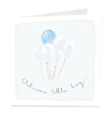 Welcome Little Boy/Girl