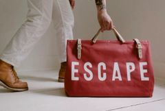 Escape Utility/Travel Bag - Ruby Red Special Edition