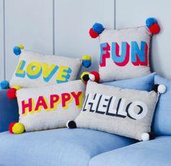Phrase Cushions