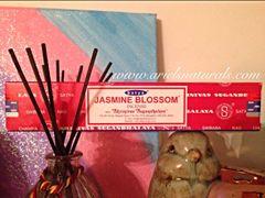 Satya Jasmine Blossom Incense 4 pack