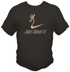 Just Shoot It Short Sleeve T-Shirt ( 5 Different Colors )