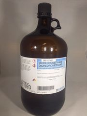 Dichloromethane Distilled in Glass Grade 4x4L Part Number 3601-2-40