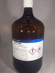 Acetone Glass Distilled 4x4L Part Number 329000DISCS4L