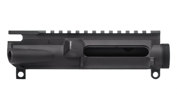 Aero Precision AR15 Stripped Upper Receiver - Black Anodized