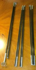 Replacement Poles (3 poles)
